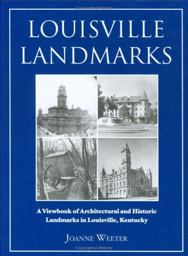 9781884532627: Louisville Landmarks
