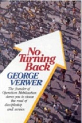 9781884543005: No Turning Back: Pursuing the Path of Christian Discipleship