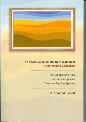 9781884543746: An Introduction to the New Testament, Vols. 1-3