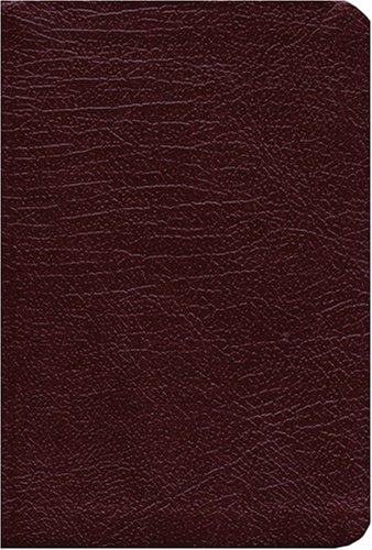 9781884543845: B KJV Pocket Bible: Burgundy Bonded Leather