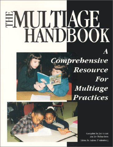 9781884548055: Multiage Handbook: A Comprehensive Resource for Multiage Practices