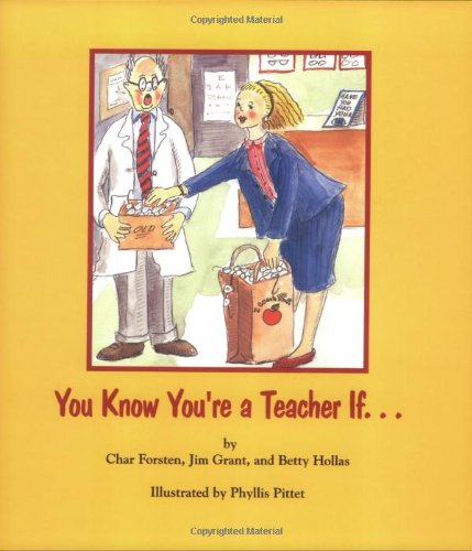 9781884548437: You Know You're a Teacher if