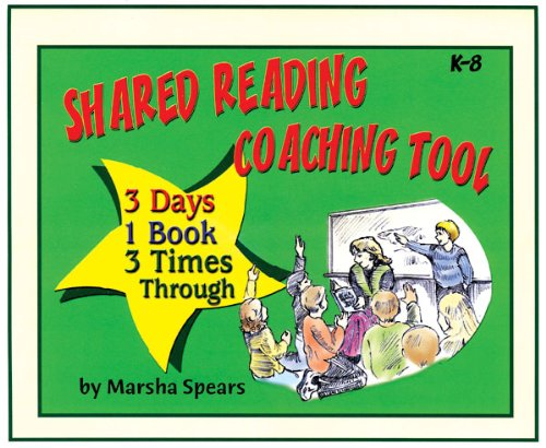 9781884548673: Shared Reading Coaching Tool
