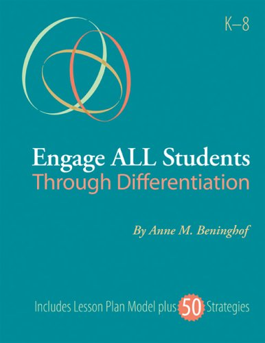 9781884548796: Engage All Students Through Differentiation