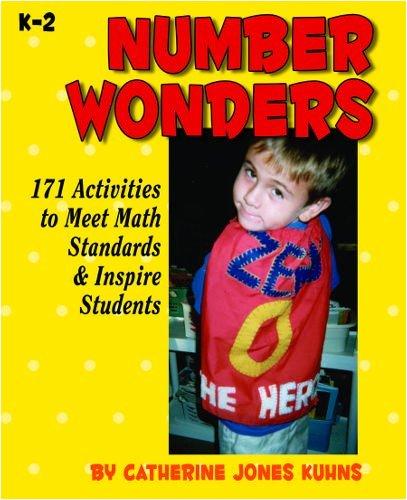 9781884548918: Number Wonders: 171 Activities to Meet Math Standards & Inspire Students, Grades K-2