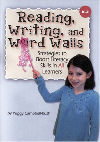 9781884548994: Reading, Writing, and Word Walls