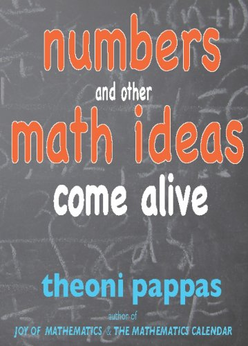 9781884550638: Numbers and Other Math Ideas Come Alive