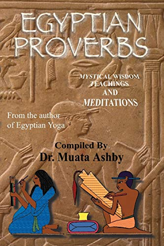 9781884564000: Egyptian Proverbs