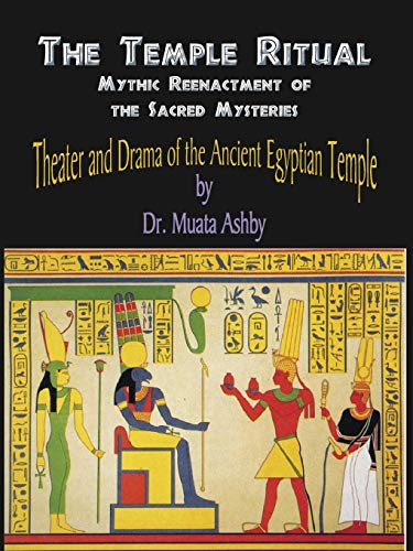 9781884564147: Theater & Drama of the Ancient Egyptian Mysteries