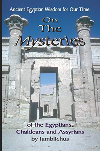 9781884564642: On the Mysteries of the Egyptians, Chaldeans and Assyrians