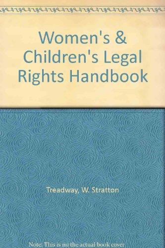 9781884570193: Women's & Children's Legal Rights Handbook
