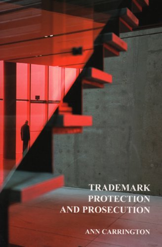 9781884573279: Trademark Protection and Prosecution: How-to and Do-It-Yourself