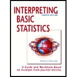 9781884585395: Interpreting Basic Statistics: A Guide and Workbook Based on Excerpts from Journal Articles