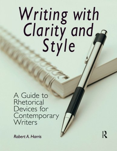 Writing With Clarity and Style: Robert A. Harris
