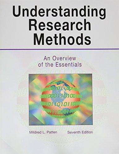 9781884585838: Understanding Research Methods: An Overview of Essentials