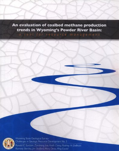 An Evaluation of Coalbed Methane Production Trends: Ronald C. Surdam,