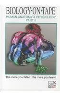 9781884612060: Biology-on-Tape: Human Anatomy & Physiology: Part 2 (Two Audiocassettes)