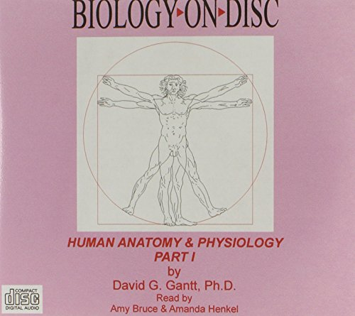 9781884612510: Human Anatomy & Physiology - Part 1 (Biology-on-disc)