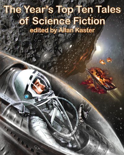The Year's Top Ten Tales of Science Fiction (1884612857) by Stephen Baxter; Elizabeth Bear; Ted Chiang; Jeffrey Ford; James Alan Gardner; Kij Johnson; Ted Kosmatka; Paul McAuley; Robert Reed; Jeff VanderMeer