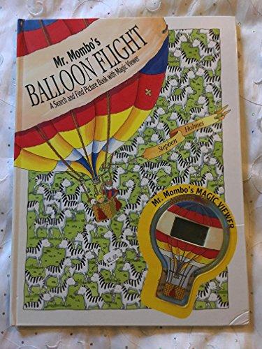 9781884628627: Mr. Mombo's Balloon Flight