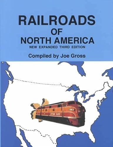 9781884650109: Railroads of North America