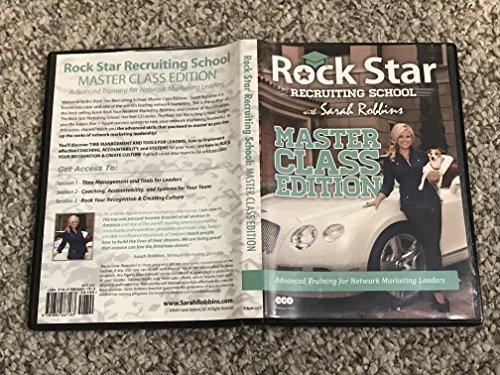 9781884667183: Rock Star Recruiting School Master Class Edition Audio CD