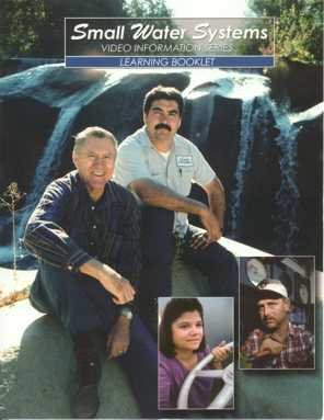 Small Water Systems (Video Information Series) Learning: Kenneth D. Kerri,