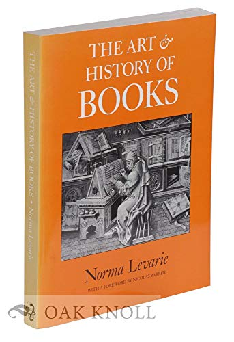 9781884718038: The Art and History of Books