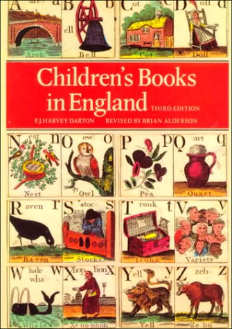 9781884718885: Children's Books in England: Five Centuries of Social Life