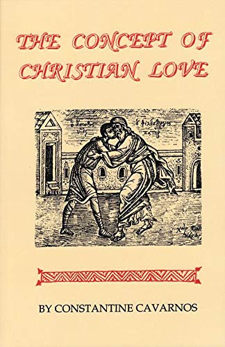 9781884729096: The concept of Christian love: A lecture delivered at Columbia University, together with a Swedish version of it