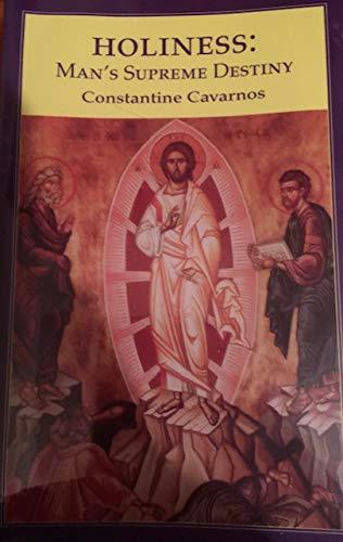 9781884729645: Holiness: Man's Supreme Destiny