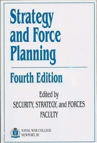9781884733314: Strategy and Force Planning
