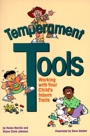 9781884734342: Temperament Tools: Working with Your Child's Inborn Traits