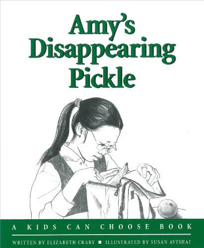 Amy's Disappearing Pickle: Crary MS, Elizabeth; M.S., Elizabeth Crary,