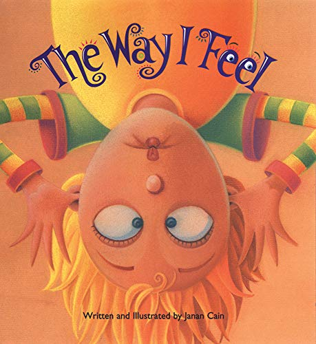 9781884734724: The Way I Feel Board Book