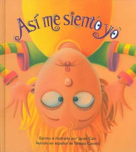 Así me siento yo (Spanish Edition): Cain, Janan