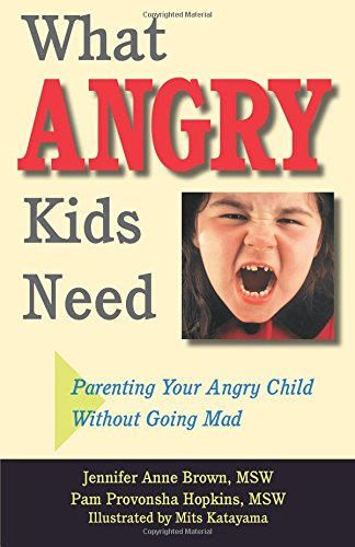 9781884734847: What Angry Kids Need: Parenting Your Angry Child Without Going Mad