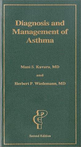 Diagnosis and Management of Asthma: Herbert P. Wiedemann;