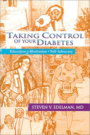 9781884735585: Taking Control of Your Diabetes
