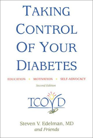 9781884735691: Taking Control of Your Diabetes (2nd Edition)