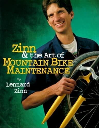 9781884737152: Zinn and the Art of Mountain Bike Maintenance