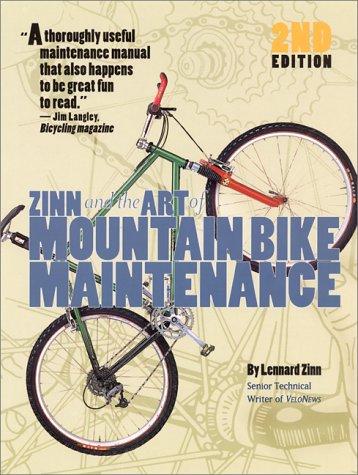 9781884737473: Zinn & the Art of Mountain Bike Maintenance