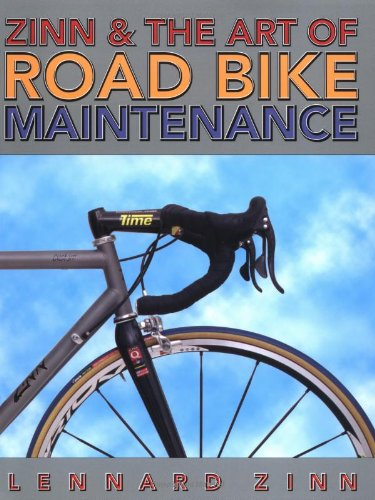9781884737701: Zinn & the Art of Road Bike Maintenance
