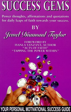 Success Gems: Taylor, Jewel Diamond