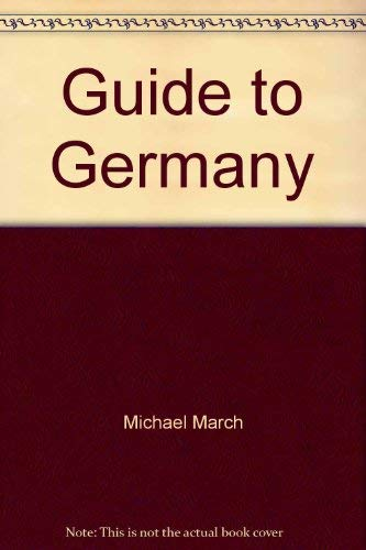 9781884756443: Guide to Germany (World guides)