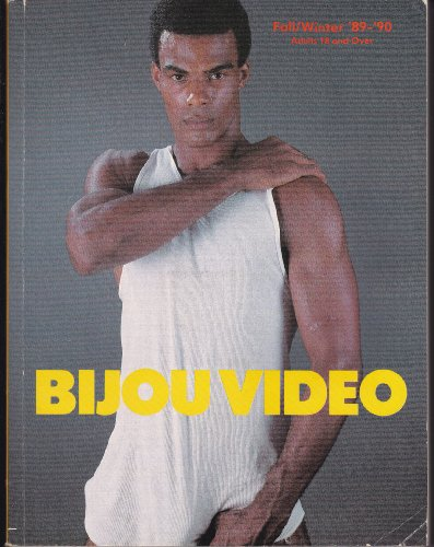 9781884760006: Bijou Video: The Complete Reference Guide of Gay Adult Films. over 3,500 Gay Films Reviewed!