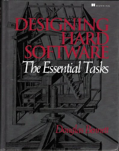 9781884777219: Designing Hard Software
