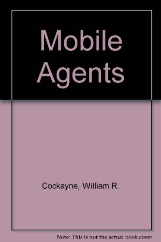 9781884777363: Mobile Agents