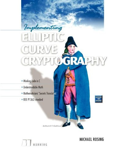 9781884777691: Implementing Elliptic Curve Cryptography