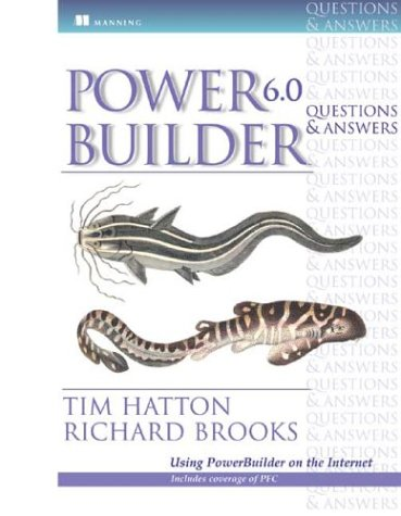 9781884777707: PowerBuilder 6.0 Questions & Answers